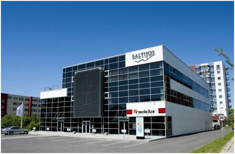 """Baltijos verslo centras"", Klaipėda"