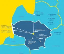 Kėdainių laisvoji ekoniminė zona (LEZ)