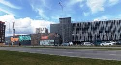 Prekybos centras Hyper NORFA Pilaitėje, Vilniuje