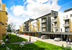 Naujas 3 k. butas Santariškėse šalia Verkių parko tik nuo 913.97 Lt/mėn. / 264.70 €/mėn.!