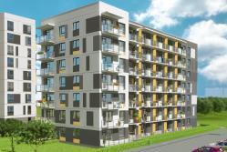 Ypatingas pasiūlymas! Naujas 1 k. butas Pilaitėje - tik nuo 344.19 Lt/mėn / 99.68 €/mėn.!