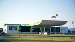 """Prekybos centras """"Berry"""" Baltijos pr. 6a, Klaipėdoje"""