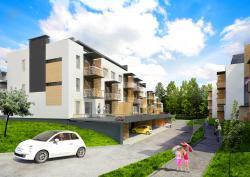 Naujas 4 k. butas su terasa Santariškėse  tik nuo 300.13 €/mėn. (1036.29 Lt/mėn.) !