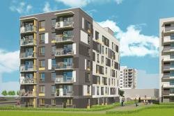 Naujas 2 k. butas Pilaitėje - tik nuo 189 €/mėn. (652 Lt/mėn.) !