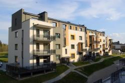 Naujas 1 k. butas Santariškėse šalia Verkių parko tik nuo 148 €/mėn. (511 Lt/mėn.)!