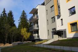 Naujas 4 k. butas per du aukštus su terasa Santariškėse  tik nuo  365 €/mėn. (1261 Lt/mėn.) !