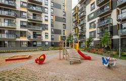 Naujas 3 k. butas Pilaitėje su daline apdaila - tik nuo 224 €/mėn.!