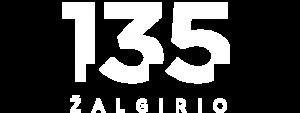 Zalgirio135_logo_baltas