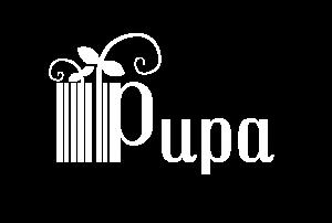 Pupa_logo_baltas