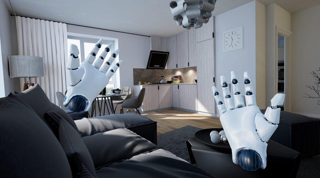 Siūlome išbandyti naujos kartos technologiją ir per virtualios realybės akinius pažvelgti į savo būsimus namus.