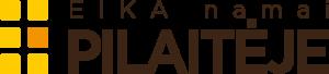 EIKA_namai_Pilaiteje_logo