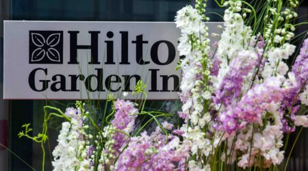 Hilton Garden Inn Vilnius atidarymas